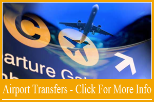 airport transfers service